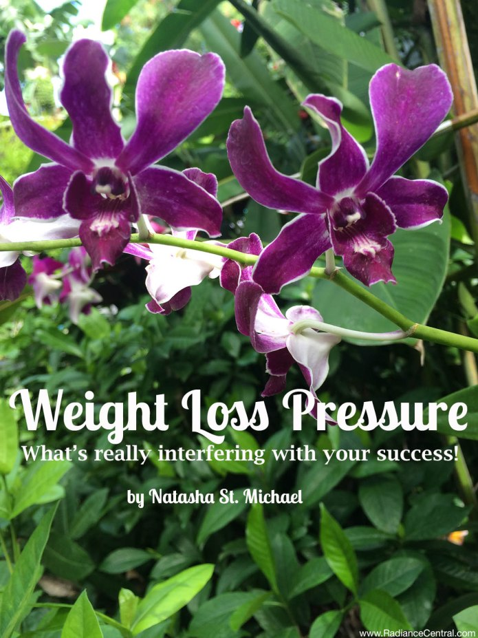 Weight Loss Pressure - Tips & Ideas To LOse Weight Easily - www.RadianceCentral.com