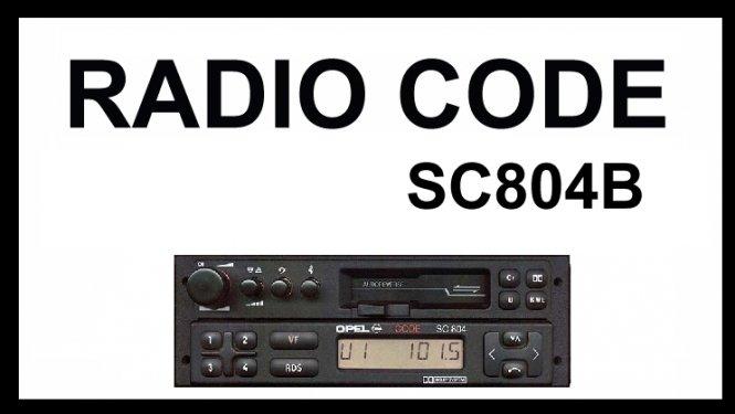 gm radio unlock codes list