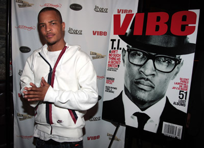 56941893keverix310200993329am Look: It's T.I. at the VIBE Party Last Night