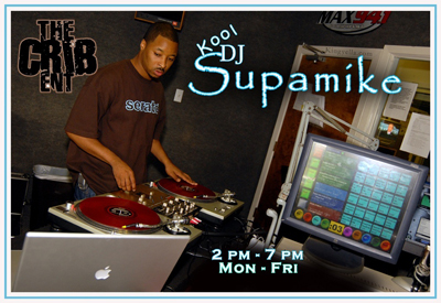 supamkemaxshotnq2 Kool DJ Supa Mike to have two day Birthday Extravaganza
