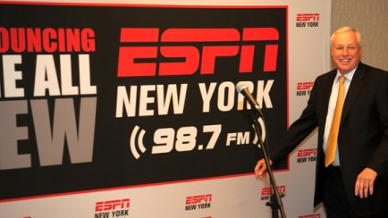 120426 ESPN987 576 KISS FM NY History ESPN Moves in