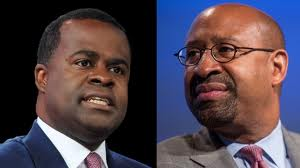 Kasim Michael Atlanta Mayor Kasim Reed and Philadelphia Mayor Michael Nutter React to Mitt Romneys Speech to the NAACP
