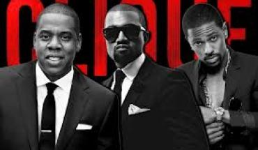 Cllique Kanye West and his GOOD Music Clique are Making a Rise to the Top on the Urban Charts