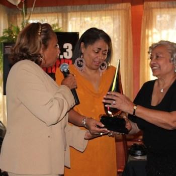 Dyana, Cathy, Dyana's Mom