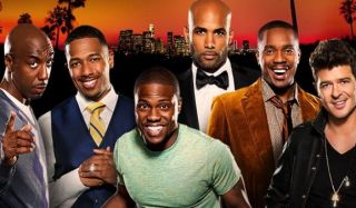 husbands Streetz 94.5 Rashan Ali Talks Real Husbands Of Hollywood with Boris Kodjoe