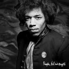 Jimi Hendrix People Hell and Angels by Jimi Hendrix Debuts at Number 2 on the Billboard Charts