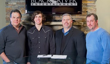 black river Clear Channel And Black River Entertainment Sign Digital And Broadcast Revenue Sharing Agreement