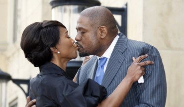 angela bassett and forest whitaker Angela Bassett and Forest Whitaker Talk Black Nativity, Racial Profiling, and More