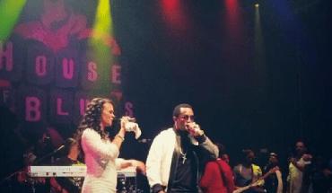 Faith & Diddy.