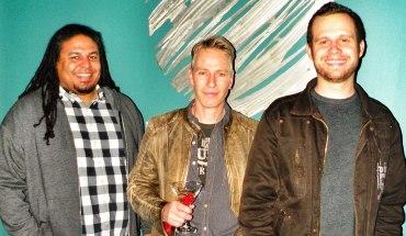 (From Left to Right: Danny Exum, Scott Miller, Dan Diaz)