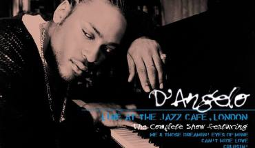dangelo1 DAngelo Live At The Jazz Café, London Available on CD and Digital Formats Today