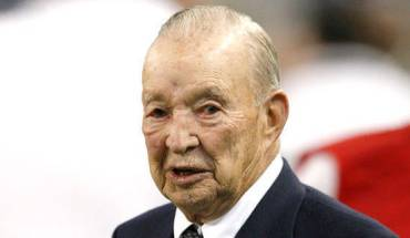 william clay ford sr Owner of the Detroit Lions, William Clay Ford Dies
