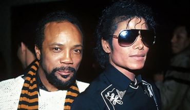 Quincy Jones and Michael Jackson Quincy Jones Says New Michael Jackson Album is about the Money