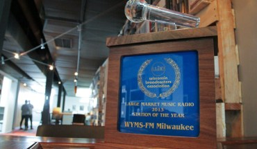 WBA station of the year 1 88Nine Radio Milwaukee named Wisconsin 2013 Music Radio Station of the Year