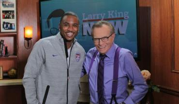 6b62f0bc 95aa 4b33 8b36 40a3d5158621 Trey Songz Talks Musical Influences with Larry King