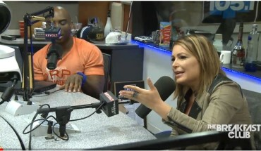Angie Martinez Discusses Leaving Hot 97 for Power 105.1