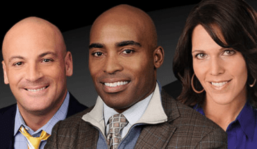 TIKI TIKI BARBER, BRANDON TIERNEY AND DANA JACOBSON TAKE CBS SPORTS RADIO SHOW ONLINE