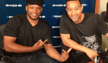 john legend sway calloway in the morning 613x500 John Legend Talks the Art of Writing Love Songs