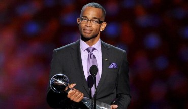 stuart scott Stuart Scott is Courage Personified and Delivers Life Changing 2014 ESPYS Speech