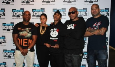 thumb Breakfast Club Interview Charlamagne and Fredro Starr almost gets Physical