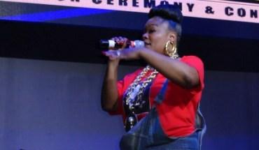 Legendary Female MC Roxanne Shante Returns to Host the Hip Hop Hall of Fame Awards Show (PRNewsFoto/Dove Entertainment)