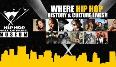 Hip Hop Hall of Fame + Museum is Coming to Harlem, NYC! (PRNewsFoto/Dove Entertainment)