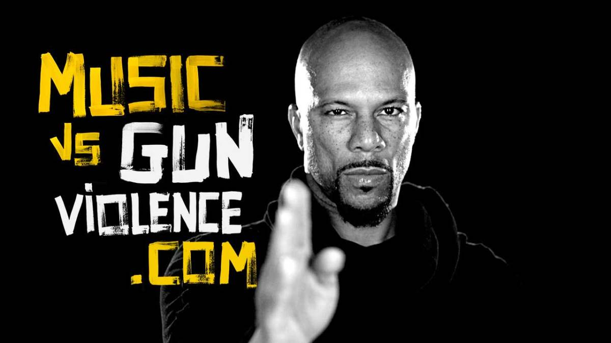Chicago Hip Hop Artists Come Together to Encourage Youth to  #PutTheGunsDown