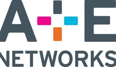 A+E Networks Logo (PRNewsFoto/A+E Networks)