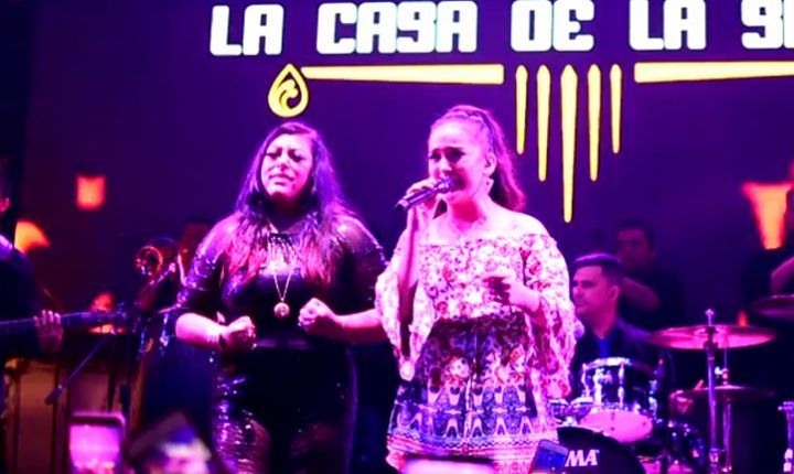 "La India a Daniela Darcourt: ""Yo soy tu madrina musical"" (VIDEO)"