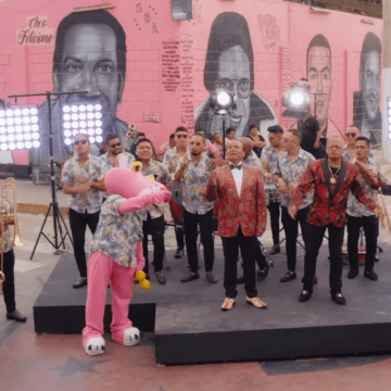 "La combinación perfecta: Melcochita y Zaperoko con la canción ""Madre"" – VIDEO"