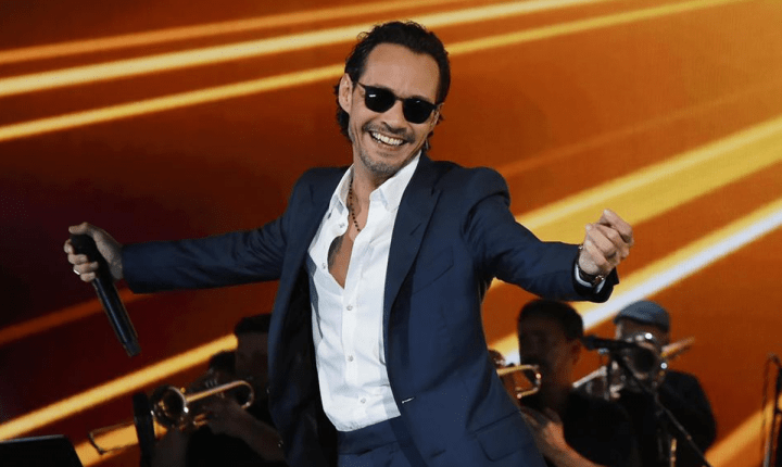 ¿Sabías que Marc Anthony marcó un Récord Guinness?