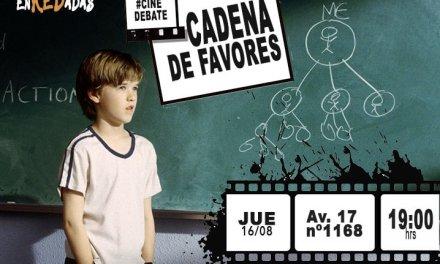 Cine-debate en enREDadas este jueves