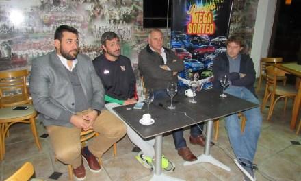 Conferencia en Sportivo presentando el Federal A