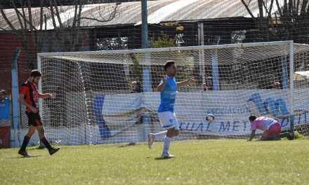 Importante victoria de Argentino frente a Defensores