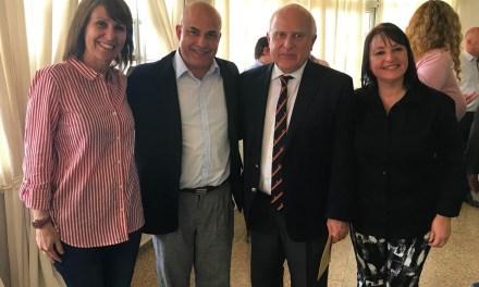 Concejales del Socialismo se reunieron con el Gobernador