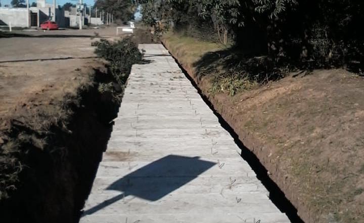 Finalización de Obras en la ciudad