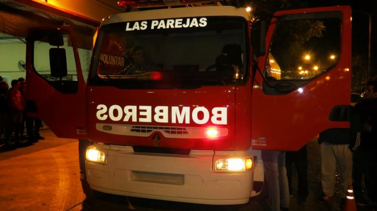 Falleció la persona accidentada anoche en ruta 178