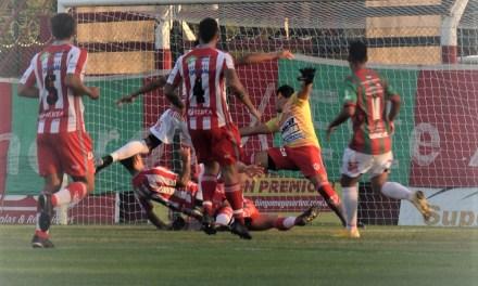 Tres puntos que suman mucho más que tres, en la goleada de Sportivo