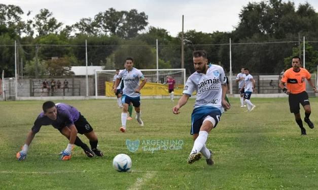 Ganó Argentino en Las Rosas – Resultados y Posiciones