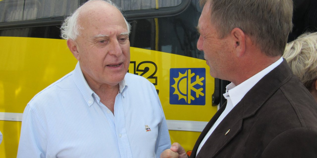 Nuevo servicio de transporte interurbano de la región