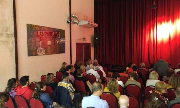Excelente marco de público para Teatro en Casa del Bicentenario