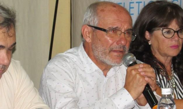 """Carlachiani, sobre la Asamblea: """"Algunos de los socios hablan de una refundación de la Mutual"""""""