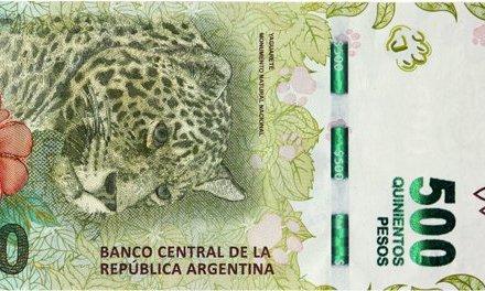 Cuidado!!! Billetes de $ 500 falsos