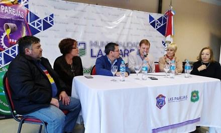 """Martínez, candidato a Diputado Nacional: """"Estamos con mucha expectativa que haya una mejora de los salarios y queremos más producción sobre todo para esta zona»"""