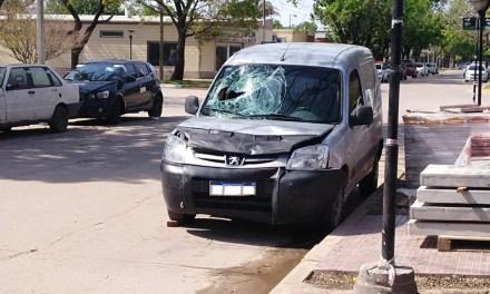 Accidente con graves lesiones en ruta 178