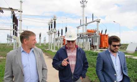 Inauguran la Nueva Estación Transformadora en Las Parejas