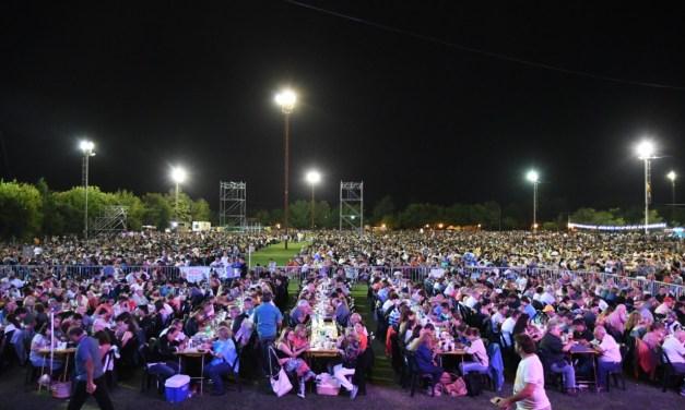 """Mega Sorteo: «No nos pudo haber tocado una mejor noche"""", dijo el Presidente de Sportivo"""