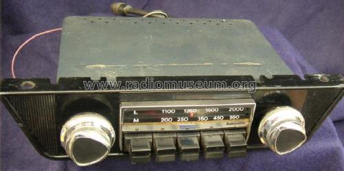 1070 Car Radio Radiomobile Ltd, Cricklewood Works, London,