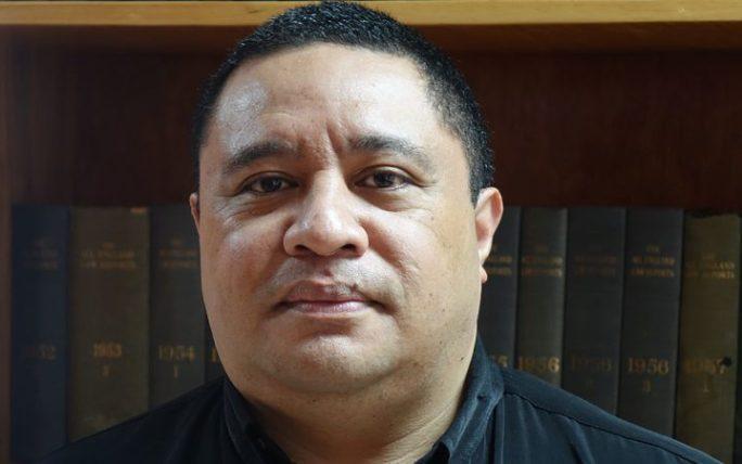 Tonga's Acting Attorney-General 'Aminiasi Kefu