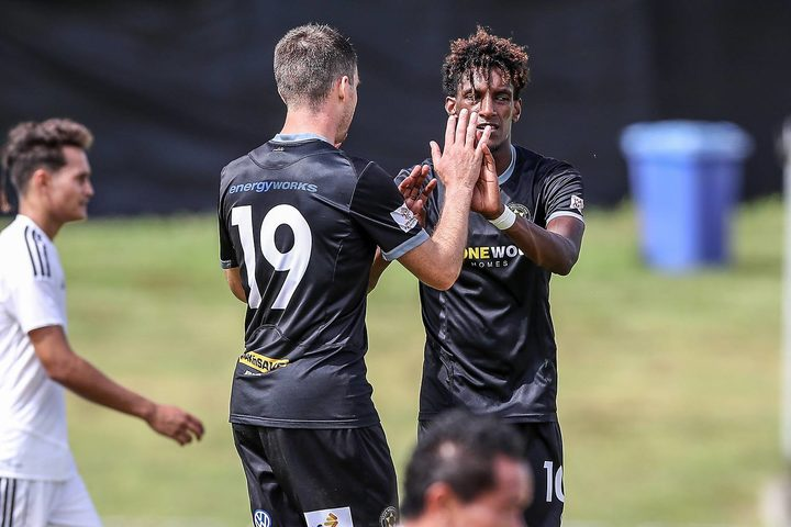 Sport Ofc Champions League Holders Advance To Knockout